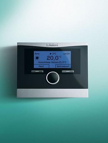 thermostat gaz