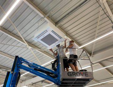 Installation climatisation, Beltzer Energies Thann