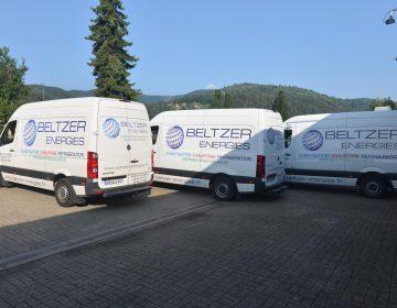 Beltzer énergies camionnettes